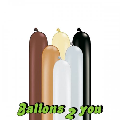 Qualatex Character 260Q Modellierballons