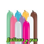 Qualatex Entertainer 260Q Modellierballons