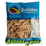Qualatex 260Q Blush Modellierballons
