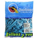 Qualatex 260Q Pale blue Modellierballons