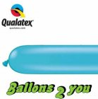 Qualatex 260Q Tropical Teal Modellierballons