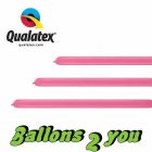 Qualatex 160Q Rose Modellierballons