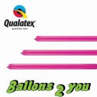 Qualatex 160Q Wild Berry Modellierballons