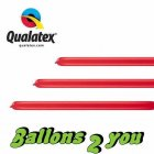 Qualatex 160Q Rot Modellierballons