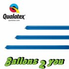 Qualatex 160Q Dark Blue Modellierballons