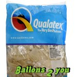 Baby Qualatex Verpackungsballon (VE 25) - 45cm