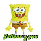 Spongebob Mini Folienballon - 35cm