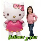 Airwalker Ballon Hello Kitty - 127cm