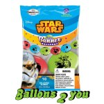 Starwars Luftballon Girlande - 3 m