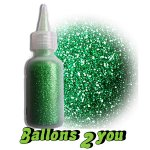 Emerald green Glitzer - 15ml