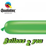Qualatex 260Q Spring Green Modellierballons