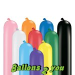 Qualatex 350Q Traditional Modellierballons