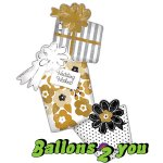 Wedding Wishes Folienballon - 99cm