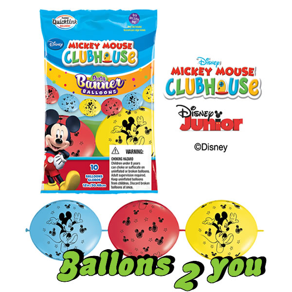 3 m Quicklinks Mickey Maus Girlande
