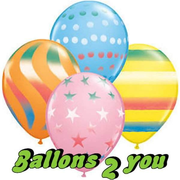 Qualatex Spray Luftballons