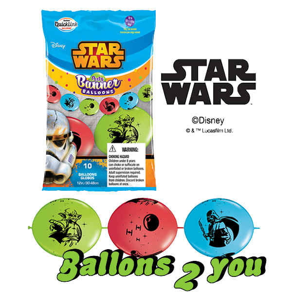 3 m Quicklinks Starwars Girlande